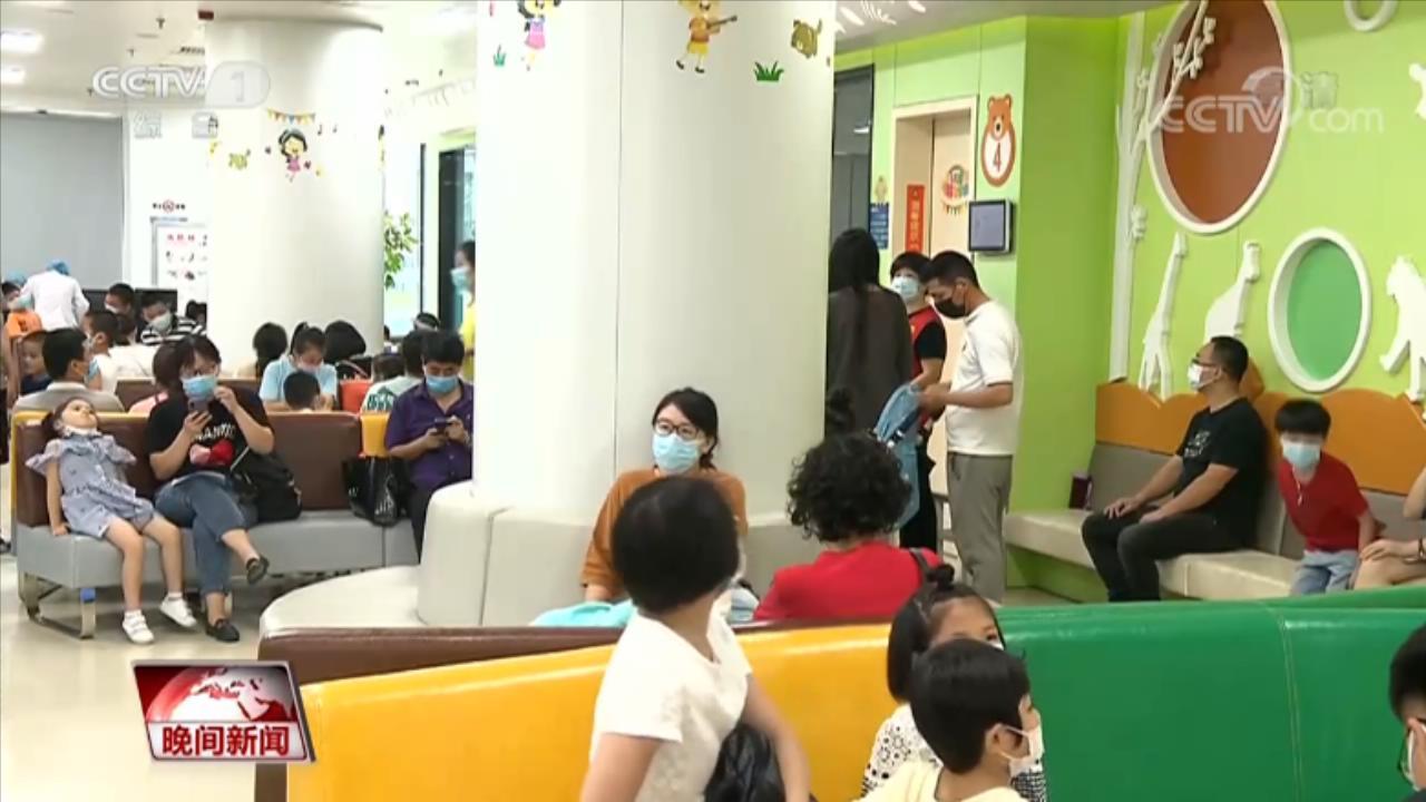 医院眼科小患者增多 家长注意了