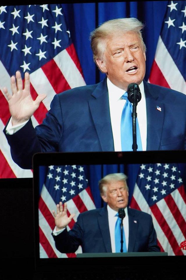 """美国大选这个""""铁三角""""定律,今年香不香?"""