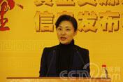 中央电视台大型活动中心副主任周涛介绍大型活动中心2014年发展方向