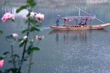Yuliang Dam in Anhui Province