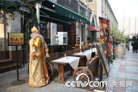 1902欧式风情街 在天津享受欧陆风情