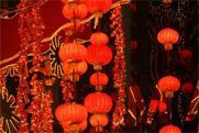Red lanterns add festive atmosphere to E China´s Suzhou