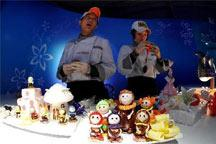 """Chocolate wonderland"" opens in Beijing"