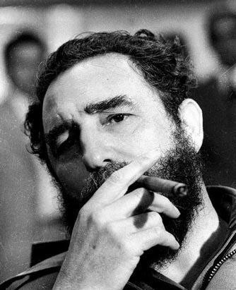 古巴为什么不给卡斯特罗扫黄(图)