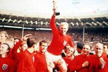 World Cup champions - 1966, England