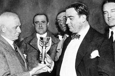 1930,Uruguay(Photo:news.cn/agencies)