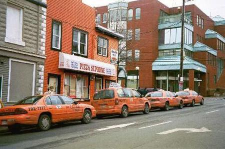 TaxiatStJohn's,Newfoundland