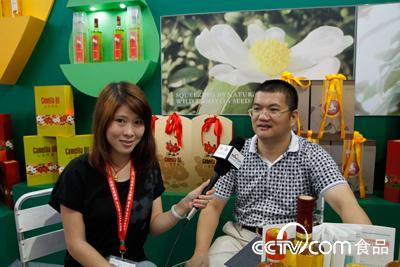 山宝天萃茶油——力求打造出中国山茶油开创性品牌