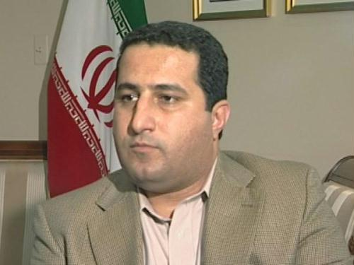 An image grab taken from Iran's state-run English-language Press TV shows Iranian nuclear scientist Shahram Amiri.(Xinhua/Reuters Photo)