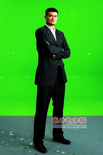 Chinese celebrities will star in a TV commercial due to be aired worldwide before October 1, the Chinese National Day.