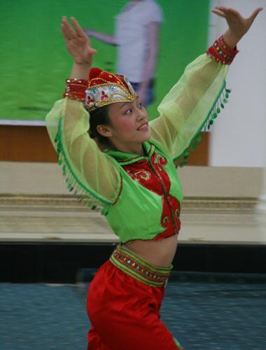 中华少年儿童民族艺术周才艺学生比赛(歌舞)
