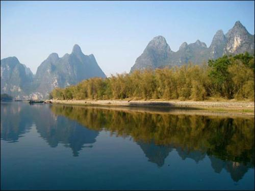 No. 4 Lijiang River, China (Photo Source: gb.cri.cn)
