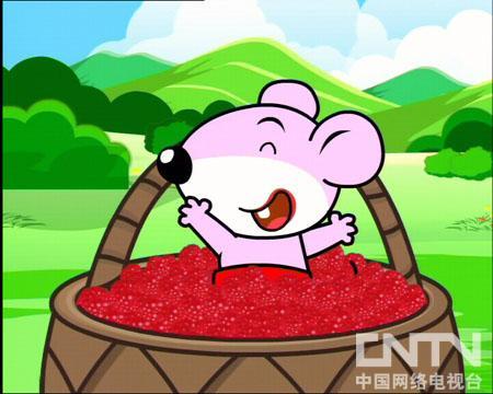 MiniTeddy学英语《采浆果》