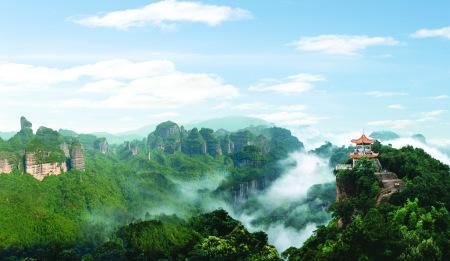 广东翁源风景图片