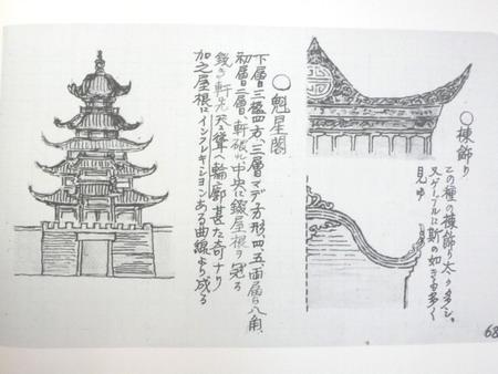 日本古代建筑;