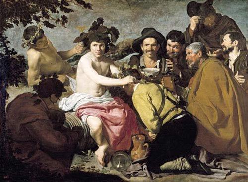 世界葡萄酒著名油画