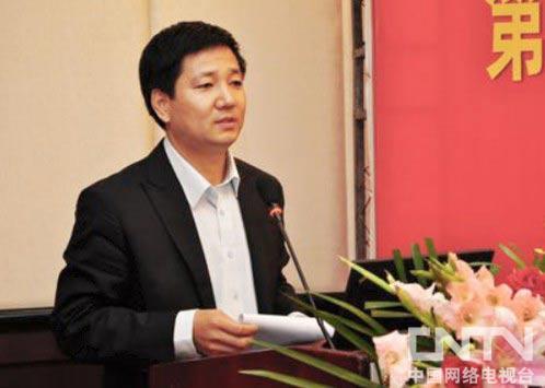 中国保健协会副理事长兼秘书长徐华锋讲话