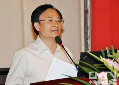 中国保健协会副秘书长周邦勇主持会议