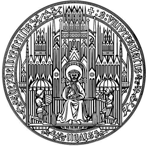海德堡校徽