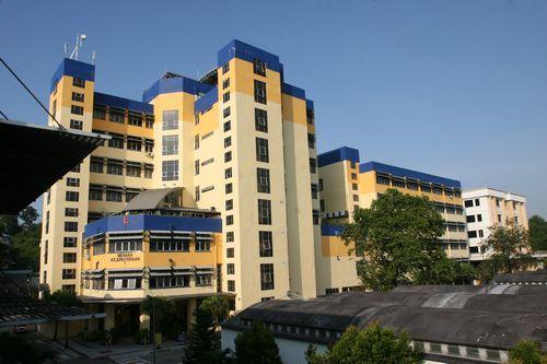 马来亚大学校园风光
