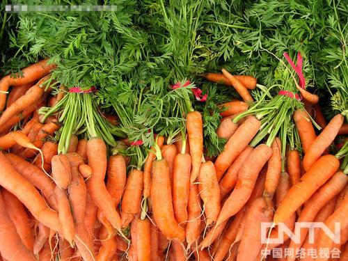 要性福就别吃——红萝卜