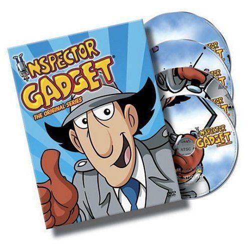 《神探加杰特》CD