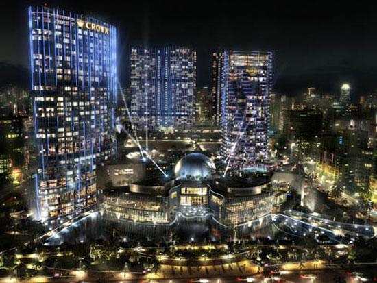 第2 站:新濠天地购物中心