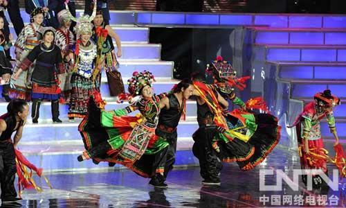贵州队民族舞蹈