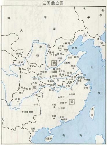 三国地图-春天正是读书天-中国网络电视台