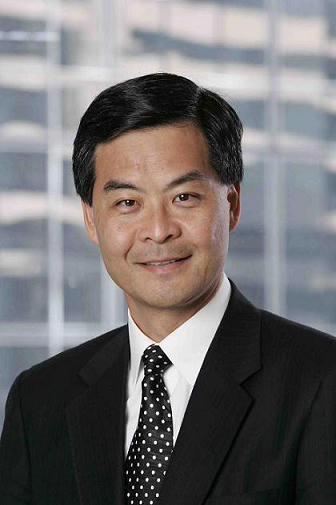 唐英年,梁振英,何俊仁成香港第4任特首候选人