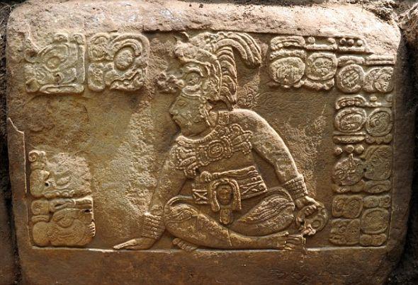 考古学家表示这是几十年来发现的最重要的象形文字