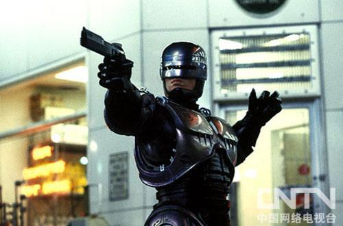 科幻电影系列《机械战警》敌方机械设定曝光图片