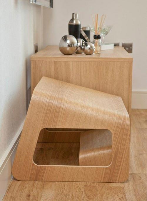 可爱的跪式创意儿童家具