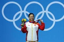 China´s Li Xueying wins women´s 58kg weightlifting Olympic gold