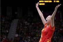 Li Xuerui of China wins women´s badminton singles Olympic gold