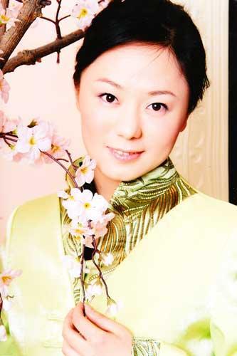 吉林省京剧院张蕾蕾