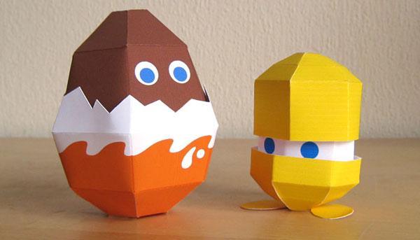 看看玩具店贩卖的塑料、橡胶玩偶很有一种收购的冲动,但囊中羞涩,只好忍了过去。也许我们能在纸上把他们画出来,但如果能够让他们在实际的空间内活动不是更好么?于是一些创作人便开始尝试用纸作为材料创作这些角色,也就是我们之前提起过的纸偶。立体的造型,同时也能展示个人的角色塑造、色彩搭配的风格,做出来后还能摆弄摆弄,坚持做下去,在自己的书柜上摆上一排,那可是相当有成就感的哟! 今天我们也收集了一些好玩儿的纸塑作品,来和大家分享一下,相信看过这些之后你也会有创作纸偶的冲动的,嘿嘿!