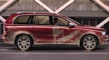 汽车平面广告:沃尔沃Volvo XC 90