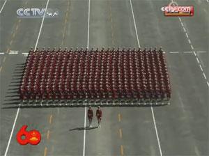 <font color=#cc0000><h3><center>(فيديو)الجزء الثاني من الاحتفالات بالذكرى الستين لتأسيس الصين الجديدة</font></h3></center>