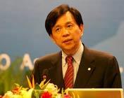 吉林省副省长陈伟根发表致辞