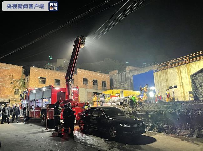 """重庆吊水洞煤矿""""12·4""""重大事故原因公布 系企业自行拆除井下设备时违规作业引发"""