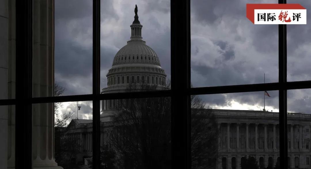 国际锐评丨美国为何深陷撕裂之痛?