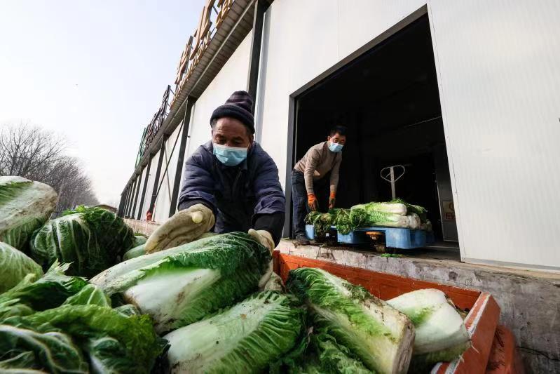 北京大兴调整天宫院街道5个封闭管控社区物资配送流程 提高配送效率