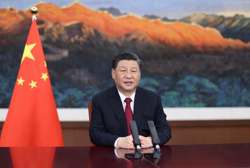 人類社會向何處去?習近平給出中國答案