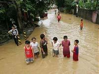 Cifra de muertos por tifón Ketsana aumenta a 26 en Vietnam