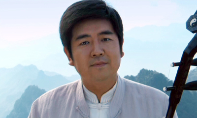 著名的二胡演奏家,在中国民乐界享有很高的声誉。