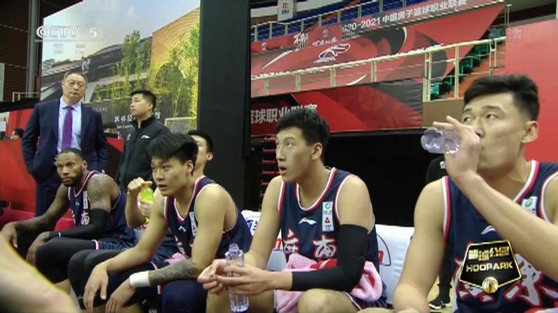 [篮球公园]20210108 夺冠