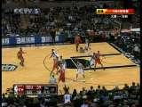 2010/2011赛季NBA常规赛 火箭-马刺 第2节