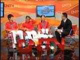 [5+会客厅]中国女手做客5+会客厅,畅谈夺冠前后
