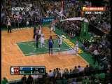 2010/2011赛季美国男子篮球职业联赛季后赛 尼克斯-凯尔特人 第1节